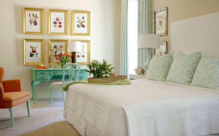 Как оформить изысканную и модную женскую спальню