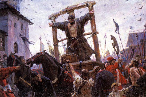 Как под Петра царскую династию вырезали