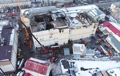 СКР заявил о пропаже 67 человек при пожаре в ТЦ в Кемерове