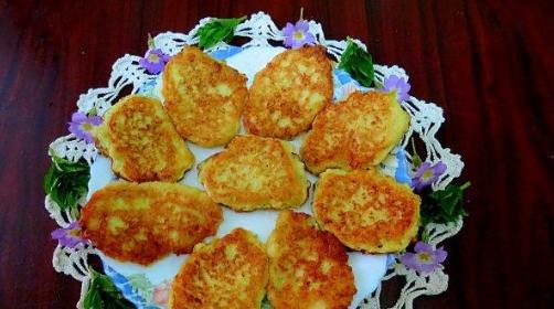 Оладьи капустные на кефире — простой и вкусный рецепт