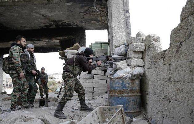 Армия Сирии окружила крупную группировку террористов в провинции Алеппо