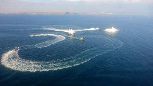 Против России ввели первые санкции из-за «потасовки» в Керченском проливе