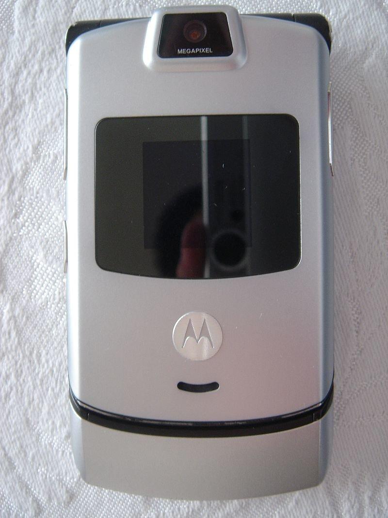 Motorola возобновит выпуск «раскладушки» RAZR