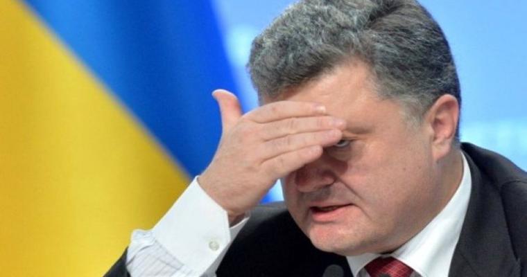 президенту Украины Порошенко стыдно
