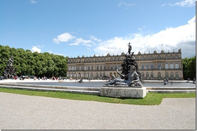 Херренкимзе — баварский Версаль