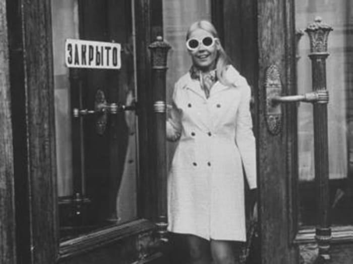 История советской золушки: как сложилась судьба манекенщицы Милы Романовской за рубежом