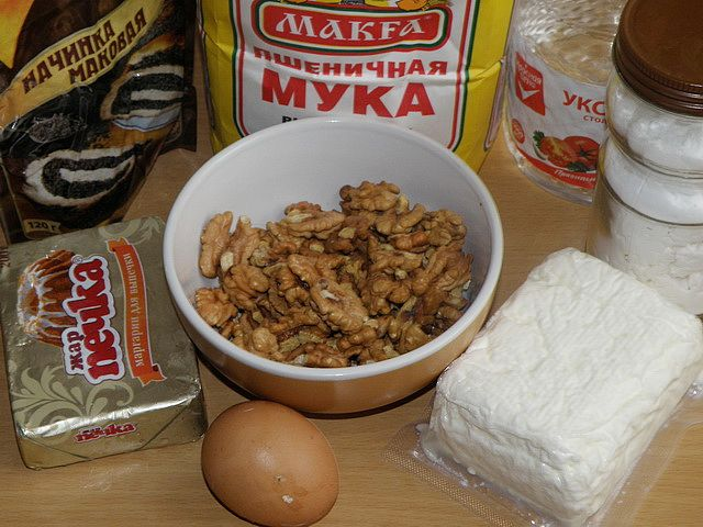 из чеговыпекается печенье творожное. пошаговое фото приготовления творожного печенья