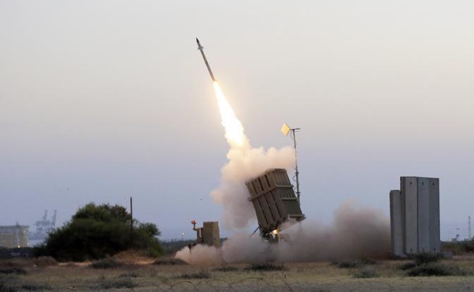 Фиаско «Железного купола»: Русские смогли, а Израиль – нет