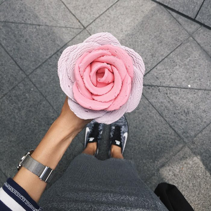 Gelato Flowers Are A Thing Now, And It's Better Than Flowers!