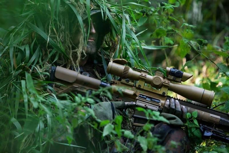Солдаты армии Мали обстреляли колонну немецких военных