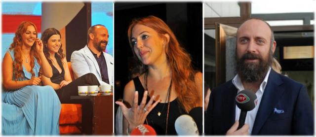 Актеры «Великолепного века» дают интервью