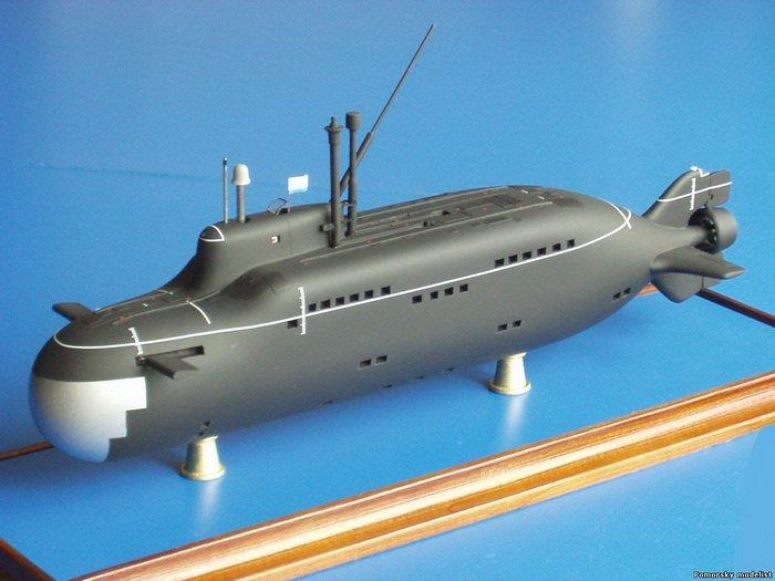 боевые подводные лодки мира