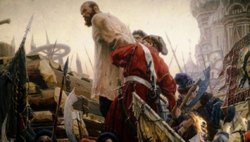 Степан Разин - восстание или война с захватчиками