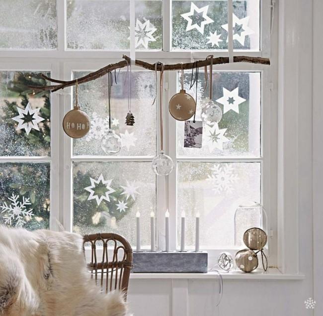 Снежинки - неотъемлемый атрибут зимних праздников