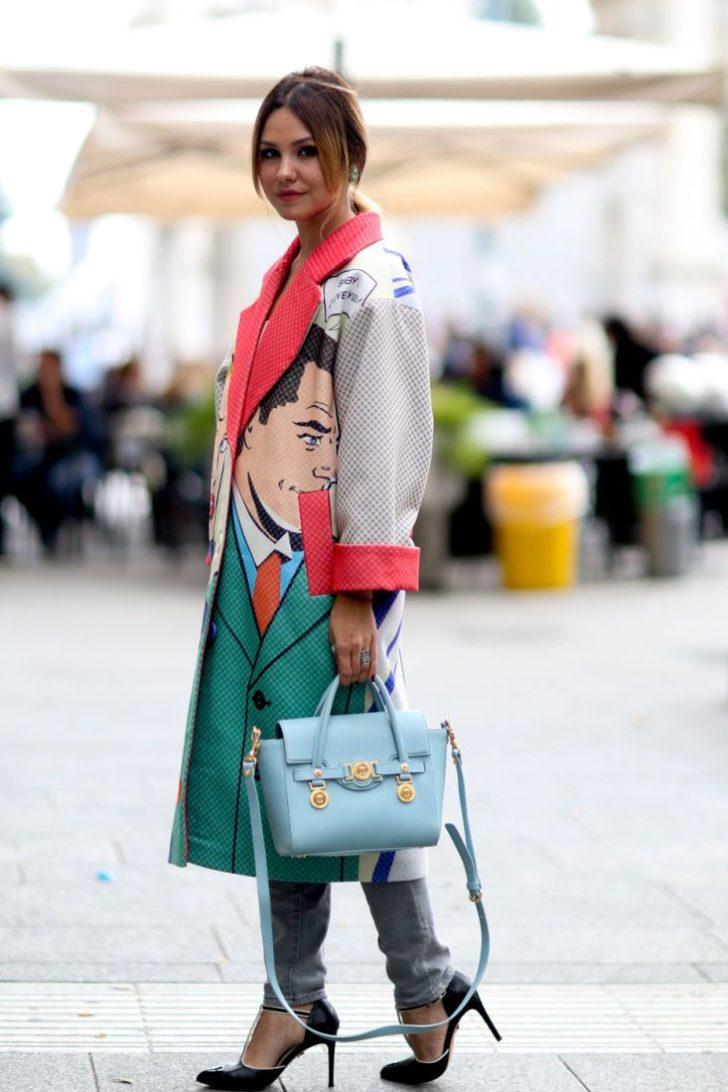 Как взрослой женщине носить легкомысленные вещи