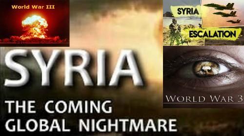 Veterans Today: Атака на Сирию начнется в течение ближайших 36 часов. Это может привести к Третьей Мировой Войне
