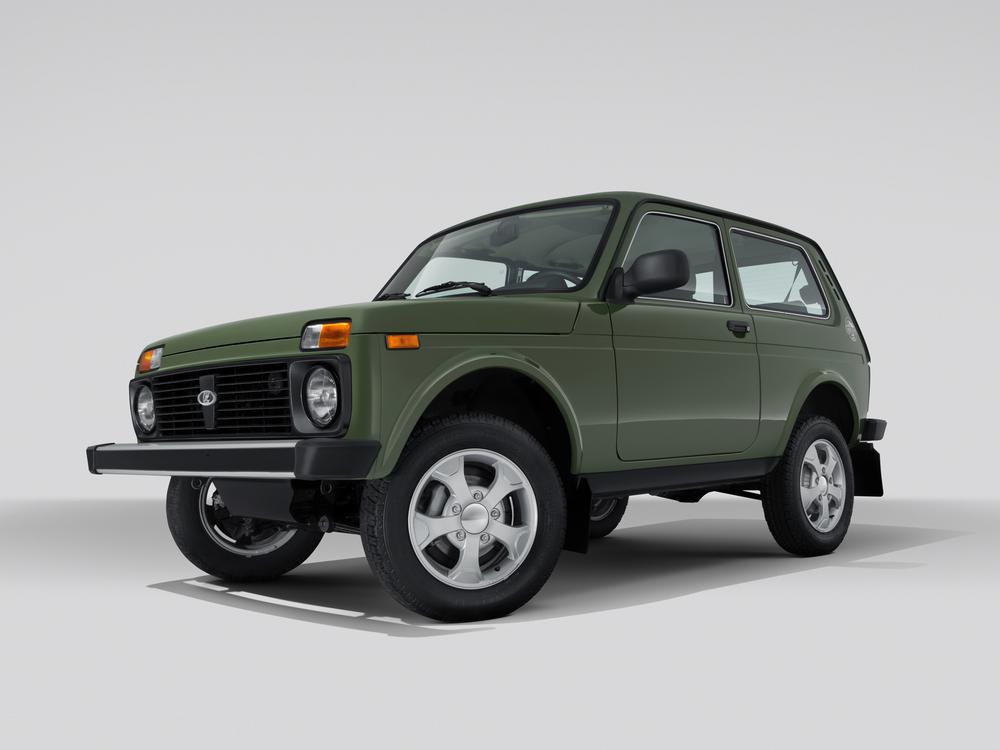 Новая Lada 4x4 будет «брутальным авто для настоящих мужчин»