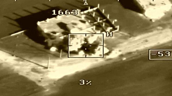 """«вот, что значит - """"око за око"""". ВКС России уничтожают террористов напавших на базу Хмеймим!»"""
