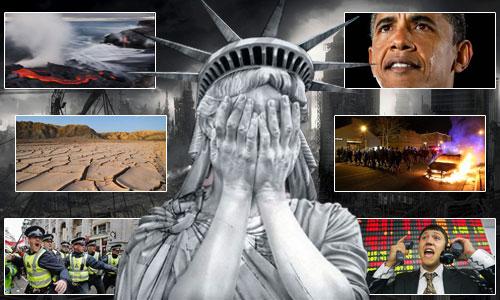 Федерика Могерини дает негативный прогноз будущему США
