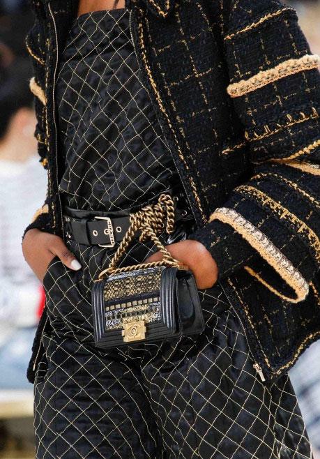 Сумки — что модно носить этой  осенью