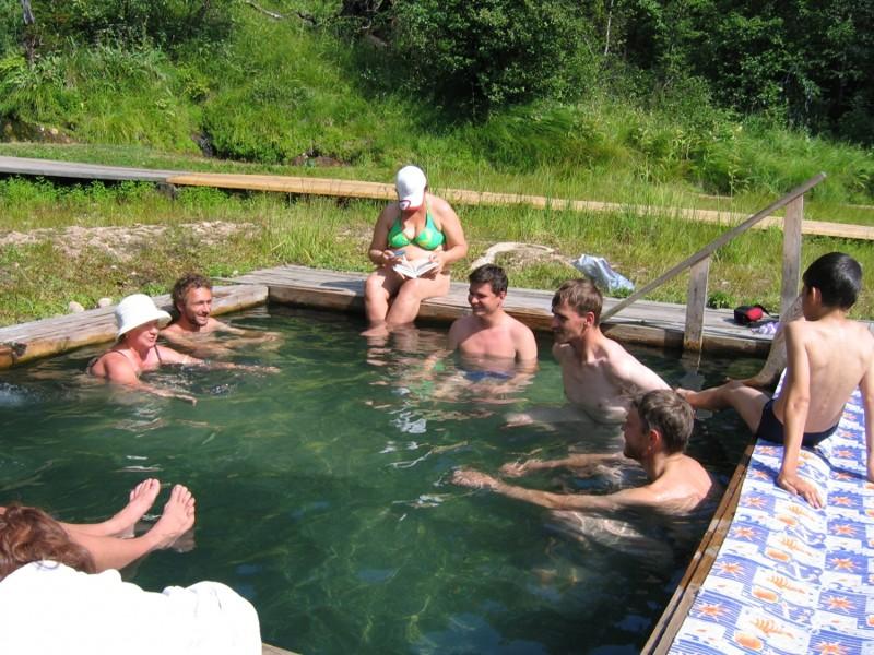 Курорт Хакусы в Бурятии байкал, бурятия, курорты мира