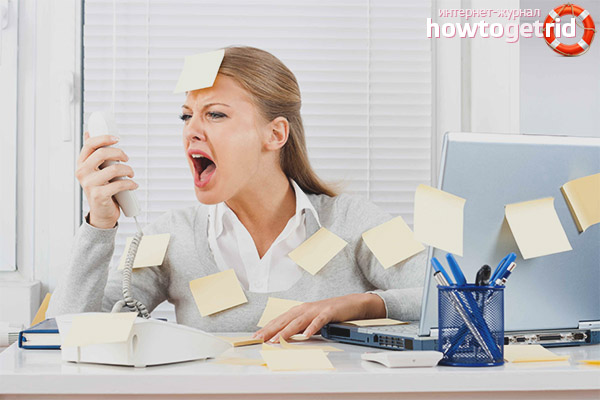 Как бороться со стрессом: полезные советы