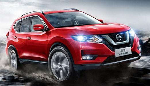 Обновленный Nissan X-Trail начнет с Китая, далее везде