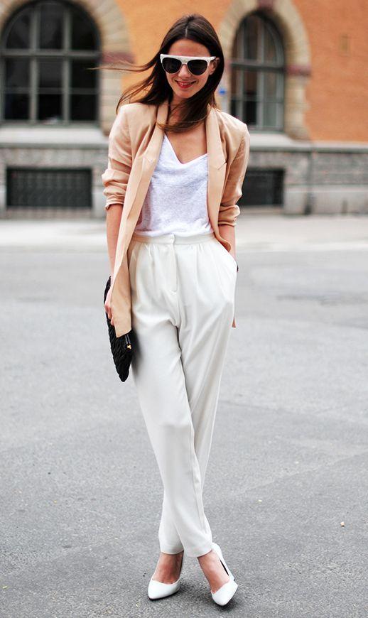 Smart casual в деталях: 18 образов в идеальном стиле для практичной женщины