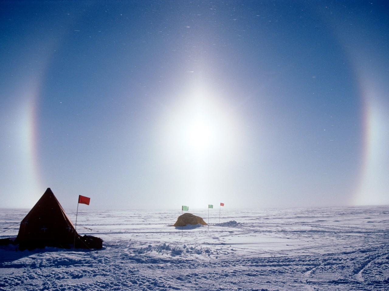 Ледовое царство Антарктиды