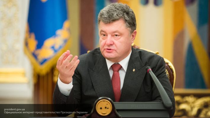Пётр Порошенко письменно потребовал от G7 дать жёсткий отпор России