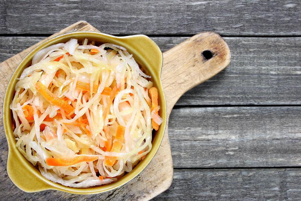 10 оригинальных вариантов закваски капусты