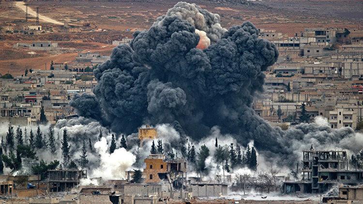 Война в Сирии: очередная ошибка США или спланированные действия?