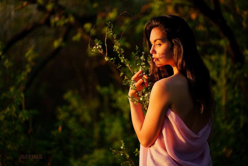 Когда фотограф молодец: Очень красивые девушки 2