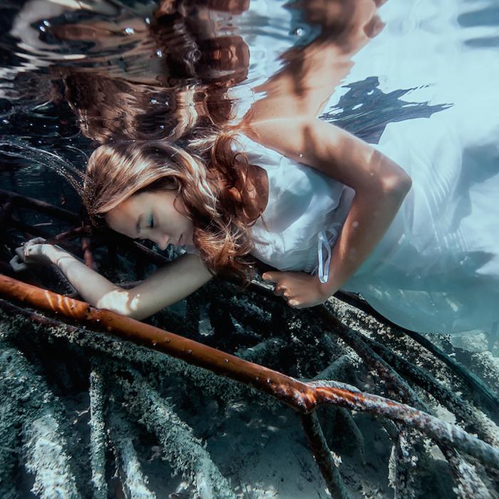 Главная героиня фотографий Елены Калис - ее дочь Саша.