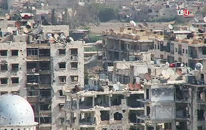 ООН обвинила сирийскую оппозицию в гибели мирных граждан в Алеппо