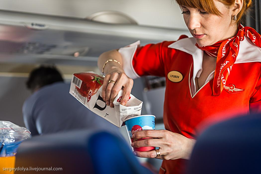 Почему хочется томатный сок в самолете