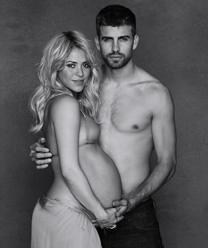 Pregnant Shakira is Having a Second Baby Boy!