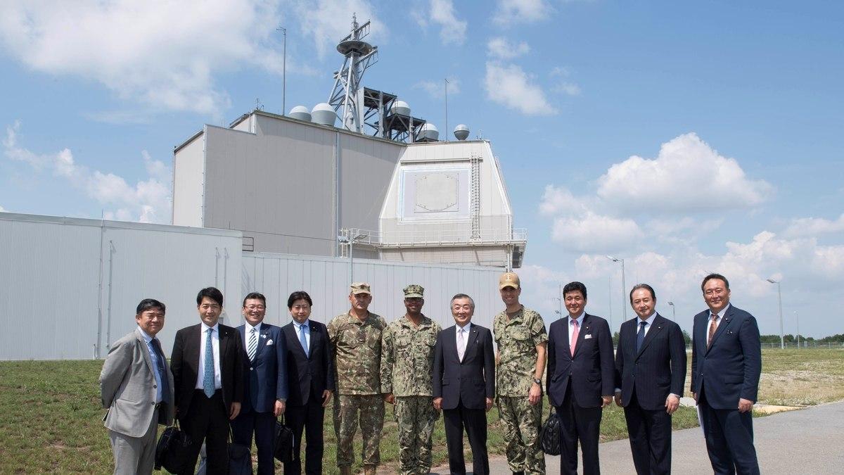 Япония приобретает два наземных комплекса противоракетной обороны AEGIS Ashore