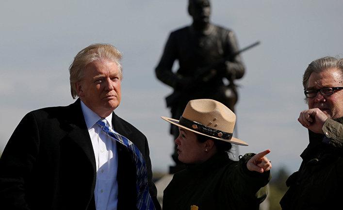 """Трамп: """"45 миллионов американцев получают прод.талоны.Мы ввязываемся в военные авантюры"""""""