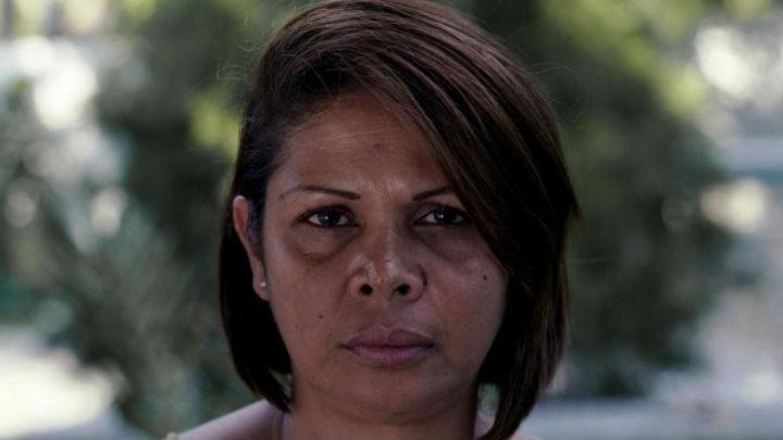 Портреты венесуэлок, чьи дети погибли от бандитских пуль