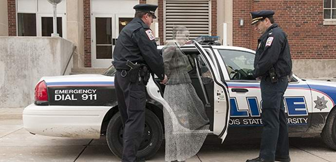 Полицейские и паранормальщина