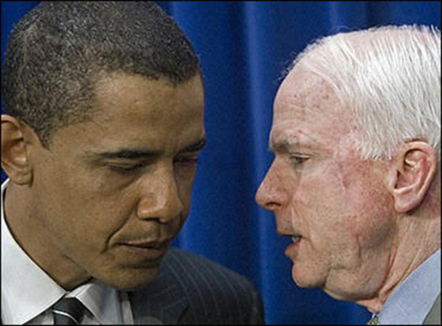 barack obama vs john mc cain essay