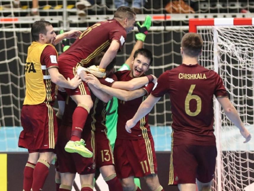 Чемпионат мира по мини футболу россия аргентина финал 2016