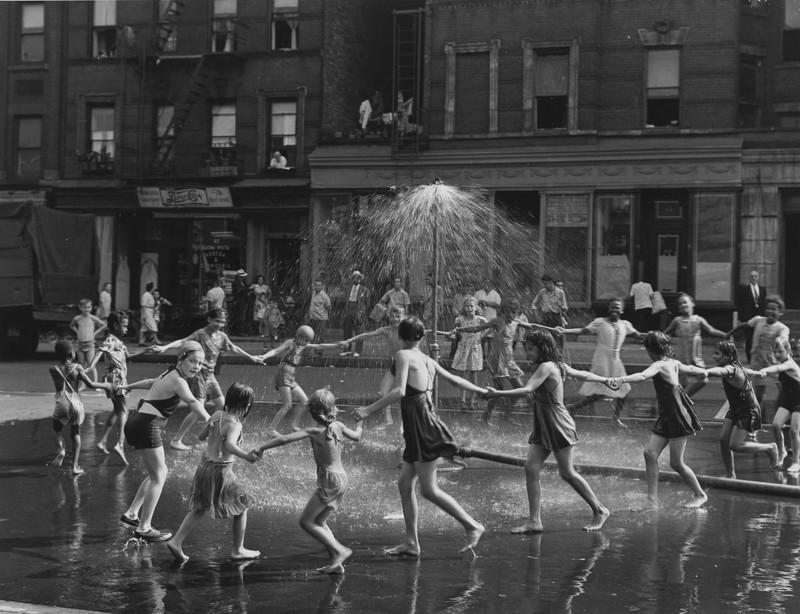 Машина времени. Нью-Йорк, 1946 год
