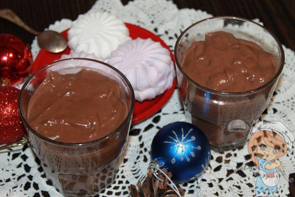 Горячий шоколад без шоколада…