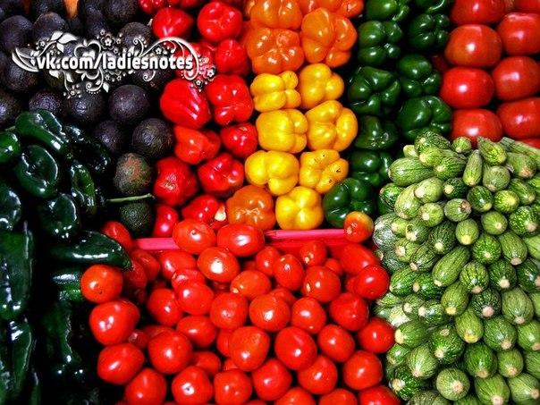 Как влияет цвет пищи на людей ?