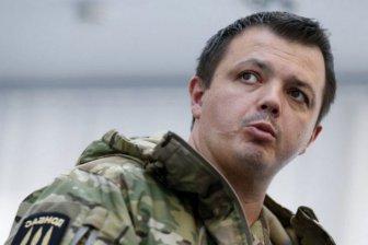 """Как бы лицо не треснуло! Семенченко хочет от России """"денег за Донбасс"""""""