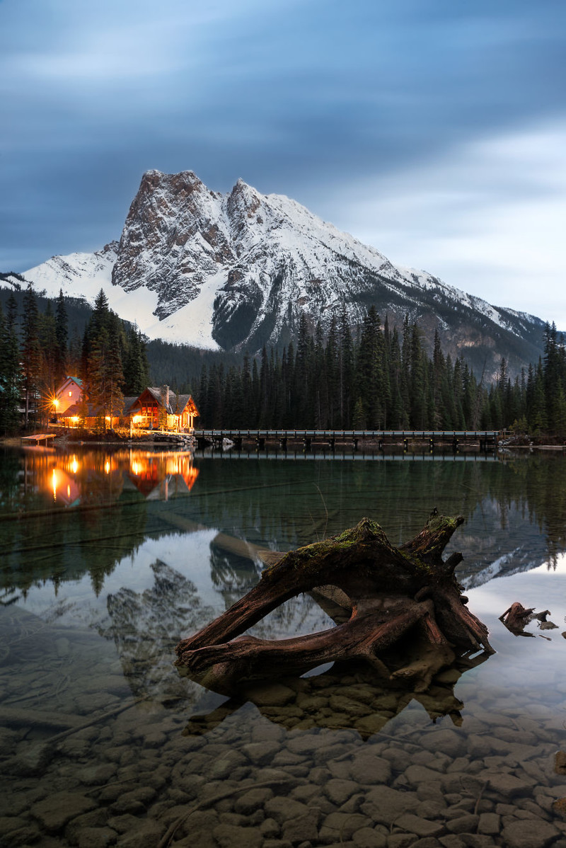 Озеро Луиз, Канада  Северная Америка, путешествие, фотография