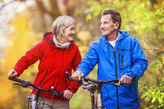 В 70 лет выглядеть на 50. Три секрета, которые помогут сохранить молодость