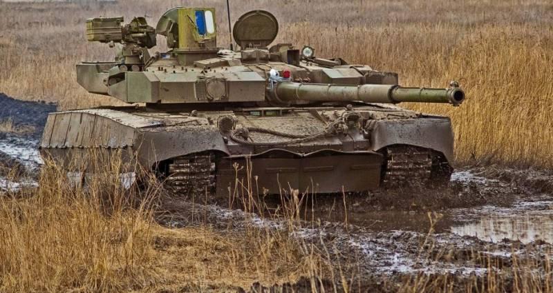 Т-84 БМ «Оплот» - танковый «Франкенштейн» Незалежной